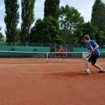 Tennis im Seeburgpark